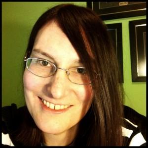 A photograph of Zoe Kirk-Robinson